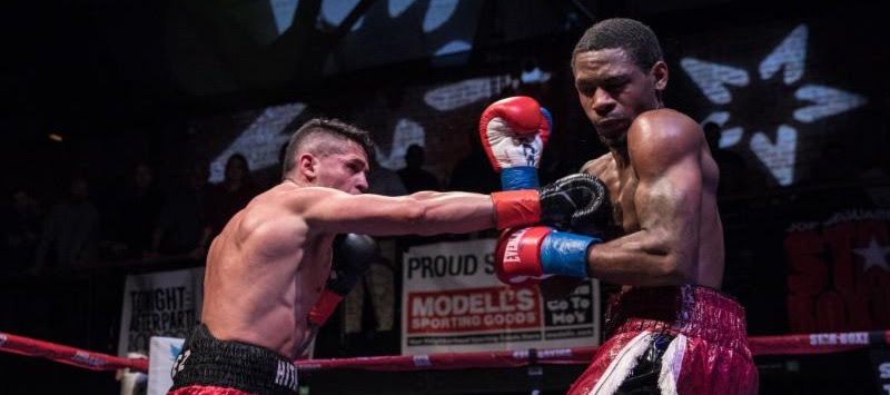 Star Boxing Rocken Fights 34th event